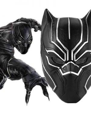 Máscara de black panther