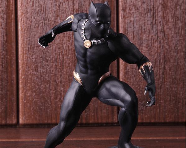 Figura avengers black panther