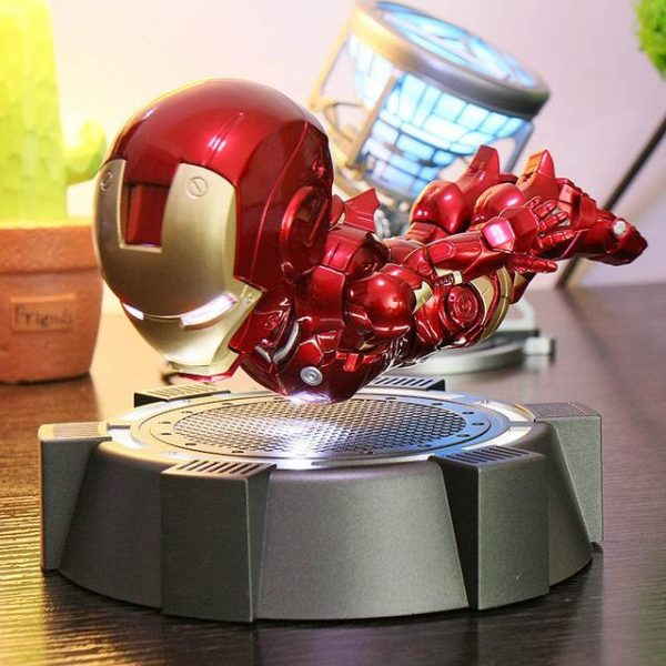 iron man magnetico