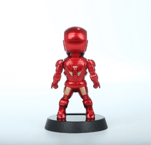 Figura iron man cabezon