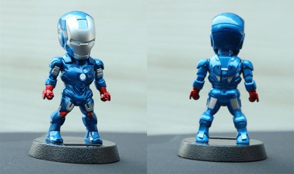 Figura iron man infinity war