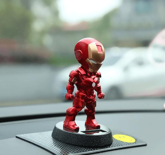 Figura hombre de hierro