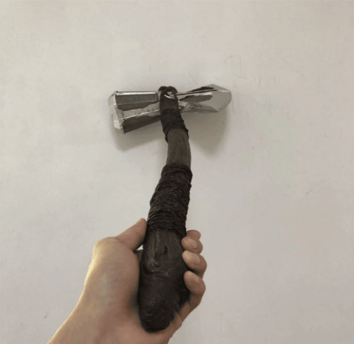 Hacha de Thor infinity war