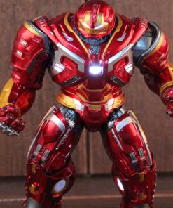 hulkbuster figura en accion