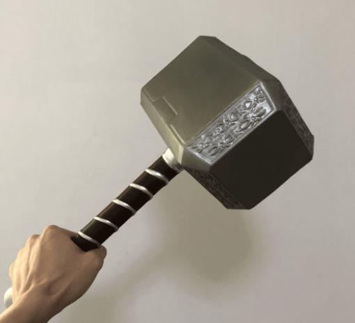 replica martillo de thor