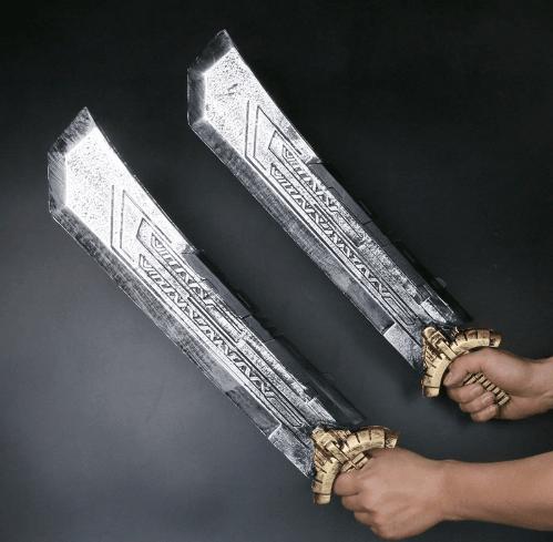 doble filo espada de thanos