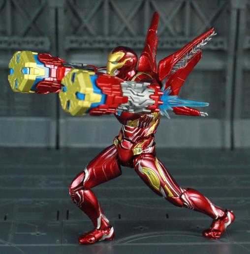 figura iron man mark 50