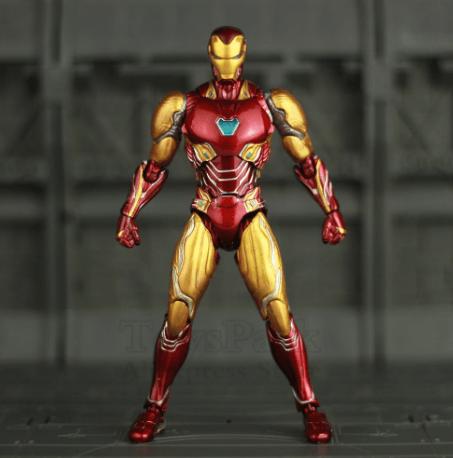 figura iron man mark LXXXV