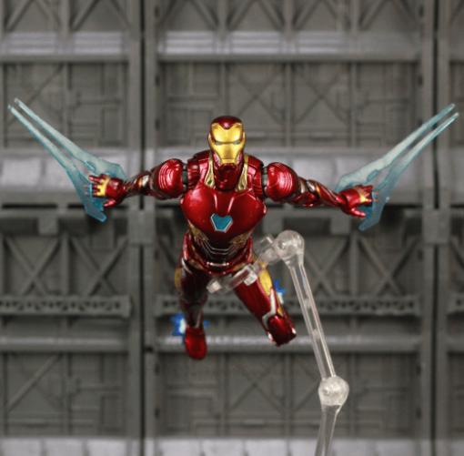 figura iron man mk 50