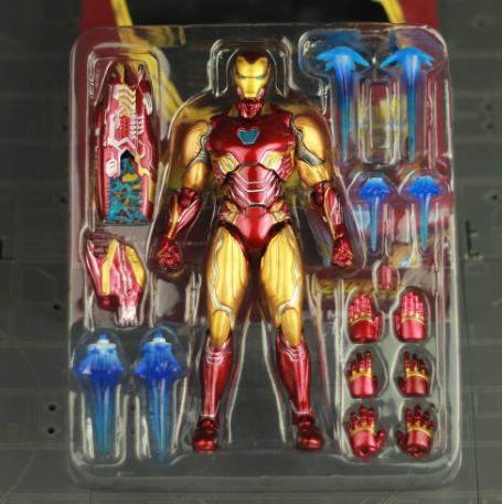 figura iron man mk 85