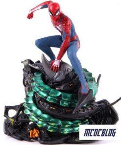 figura spiderman ps4