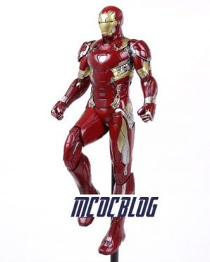 iron man figura mark 46