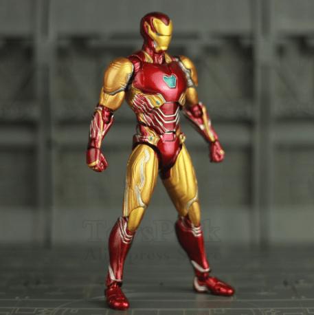iron man figura mark LXXXV