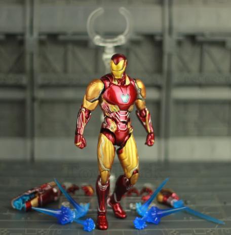 iron man figura mark traje 85