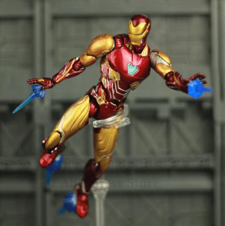 iron man figura mk 85