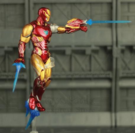 iron man figura mk LXXXV