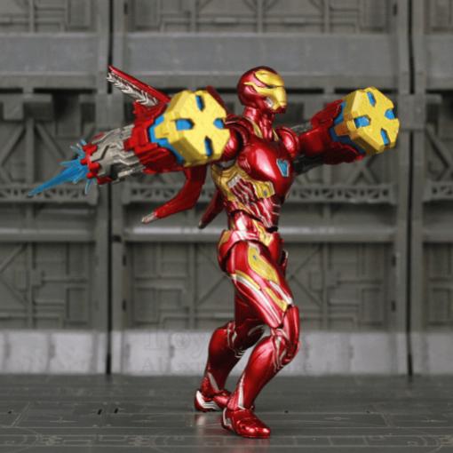 iron man mark 50 figura
