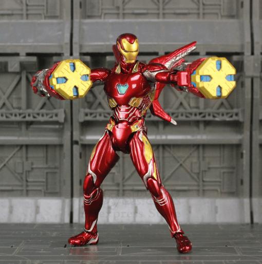 iron man mk 50 figura