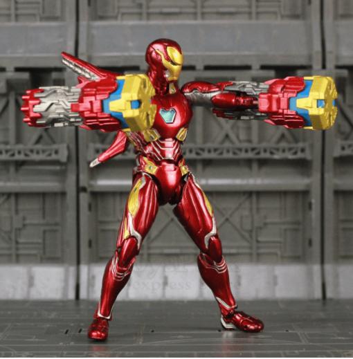 traje iron man mk 50