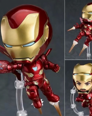 figura pop iron man