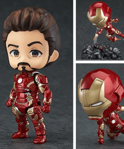 figura pop iron man mark 43